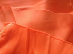 Viscose satin dress fabric