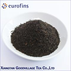 Organic pu erh tea and fannings