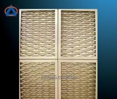 Aluminum Stone-Wood Veneer