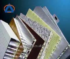 Close Assembly Aluminum Panel CMD-CA