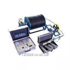 TLSY-NR 高温油井探测监控电视相机系统