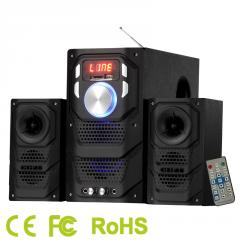 2.1ch best sale speaker subwoofers with home