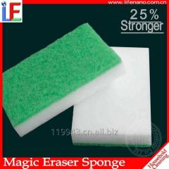 High Absorption Microfiber Sponge for Kitchen