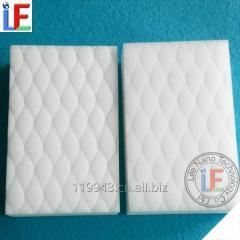 Multiple Uses Compressed Microfiber Sponge for Variety Packs