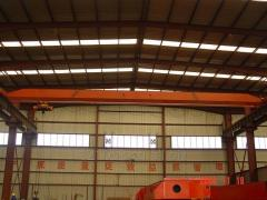 LDA electric single-beam bridge crane