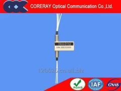 D1X2 OPTICAL SWITCH / CORERAY D1X2 FIBER OPTICAL