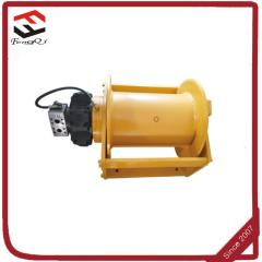 Hydraulic capstan winches
