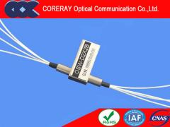 D2x2B Non-latching optical fiber switch