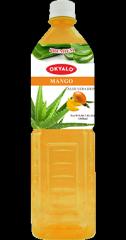 1.5L芒果口味芦荟果粒饮料