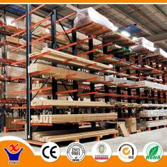 Heavy duty industrial cantilever rack