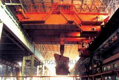 铸造桥式起重机