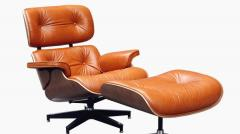 Eames Lounge Chair and Ottman