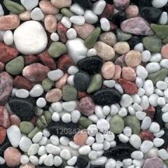 Aquarium pebbles