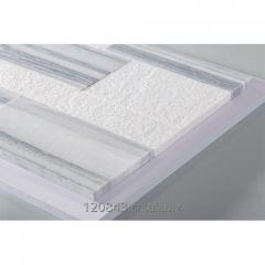 Grey wood vein marble tile