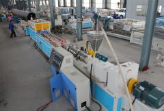 Линия по производству багета ПВХ