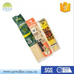 Wholesale direct factory custom bamboo skewer with