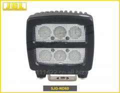 Led work light high performance waterroof led driving lamp, JGL ND60