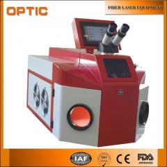 Optic China  Laser Welding for Jewelry 珠宝焊接机器