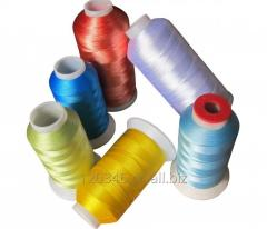 100% polyester embroidery thread 120D / 2