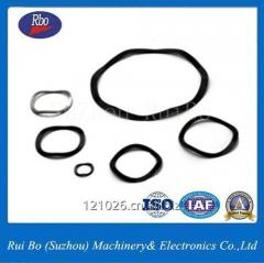 GB955 Steel Lock Washer With ISO