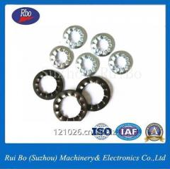 Internal Serrated Lock Washer with ISO DIN6798J