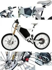 3000W electric bike