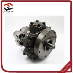 低速大扭矩轴向柱塞马达用于轻工业机械