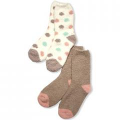 Ladies Fluffy Socks (AS 0172A - AS 0172B)