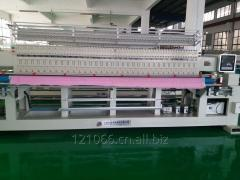 Guilting embroidery machine