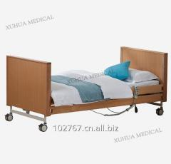 Five functions electrical super low bed, XH-JJ-B