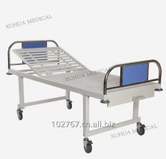 Manual Hospital Bed, 1 cranks, XHS10D