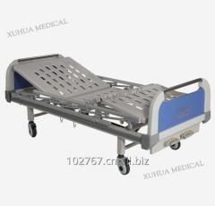 Manual Hospital Bed, 2 cranks, XHS20C
