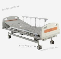 Manual Hospita Bed, XHS30D, 3 cranks
