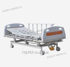 Manual Hospital Bed, XHS30C, 3 cranks