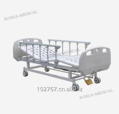 Manual Hospital Bed, XHS20F, 2 cranks