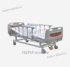 Manual Hospital Bed,  2 cranks, XHS20B