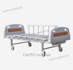 Manual Hospital Bed, 1 crank, XHS10A