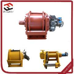 中国制造各种起重机的低速液压绞车