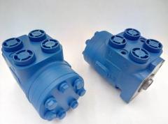 工程机械液压转向控制单元