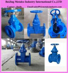 Non-Rising Stem Resilient Seated Gate Valve BS5163