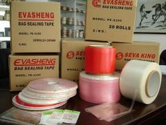Double sided adhesive tape,custom printed packing tape,bag sealing tape