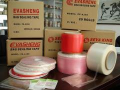 Opp bags sealing tape