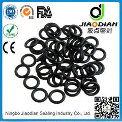 Black Rubber Seals O-Rings NBR