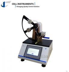 Elmendorf pendulum tear tester