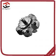 液压马达带制动器用于工程机械