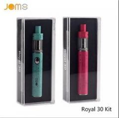 Small Size 30W Royal Mini Box Mod Vape Mod Box 30 Subtank Atomizer Royal 30 Kit