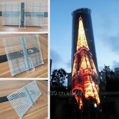 Tranparent LED Display