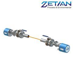 In-Situ Laser Gas Analyzer HF, HCl, NH3, CH4