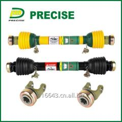 Cold Drawn Power Transmission PTO shaft With Quick release yoke