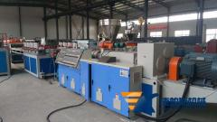 Construction Board Production Line WPC